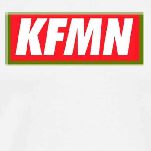 -KFMN- Boxed Design - Männer Premium T-Shirt