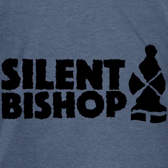 Silent Bishop Logo Groot