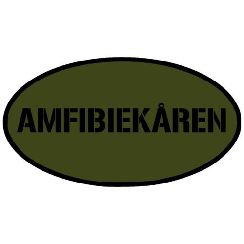 Amfibiekåren - Premium-T-shirt herr