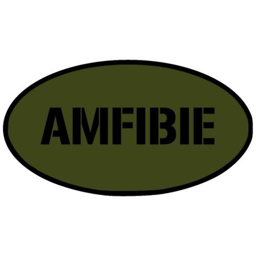 Amfibie - Premium-T-shirt herr