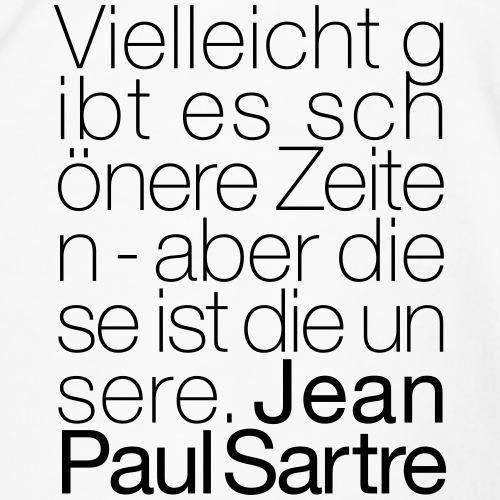 Jean Paul Sartre - Männer Premium T-Shirt