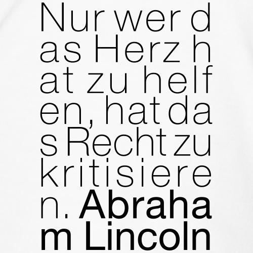 Abraham Lincoln - Männer Premium T-Shirt