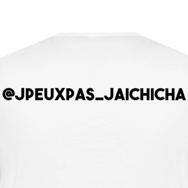 J'PEUX PAS J'AI CHICHA BLACK FULL