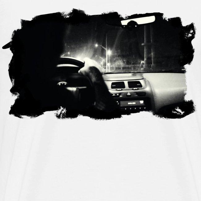 PS-001 Driving at Night (Blck PS logo on shoulder)