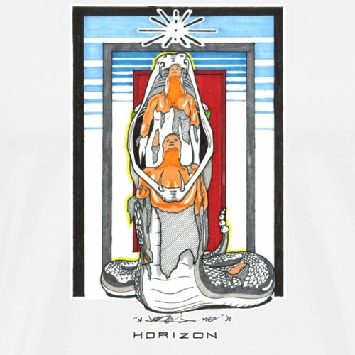 HORIZON - Men's Premium T-Shirt