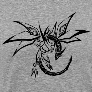 Dragon Tribal - Men's Premium T-Shirt