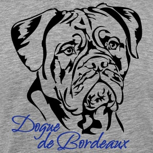 Dogue de Bordeaux - Männer Premium T-Shirt