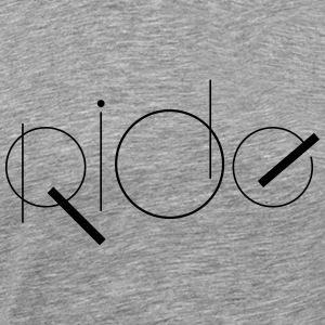 ride - Herre premium T-shirt