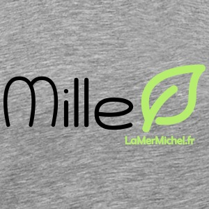 Mille LEAF - Men's Premium T-Shirt