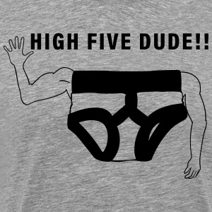 High Five - T-shirt Premium Homme