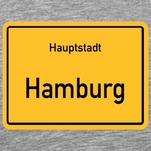 capital Hamburg - Men's Premium T-Shirt