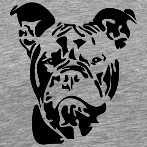 Old English Bulldog - Männer Premium T-Shirt