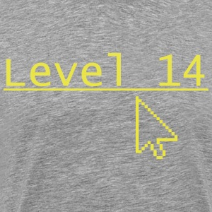 Level 14 - Männer Premium T-Shirt