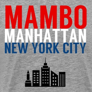 Mambo Manhattan New York City - Chemises de nuit - T-shirt Premium Homme
