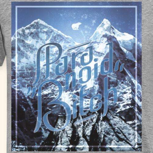 Mountain - T-shirt Premium Homme