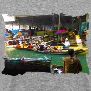 floating Market - Men's Premium T-Shirt