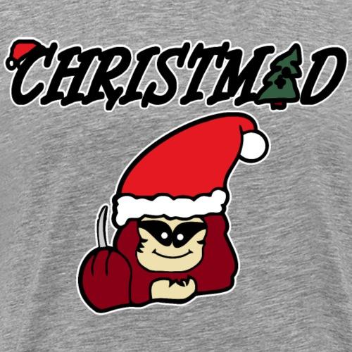Funny Christmad Sloth Christmas Gift Mad