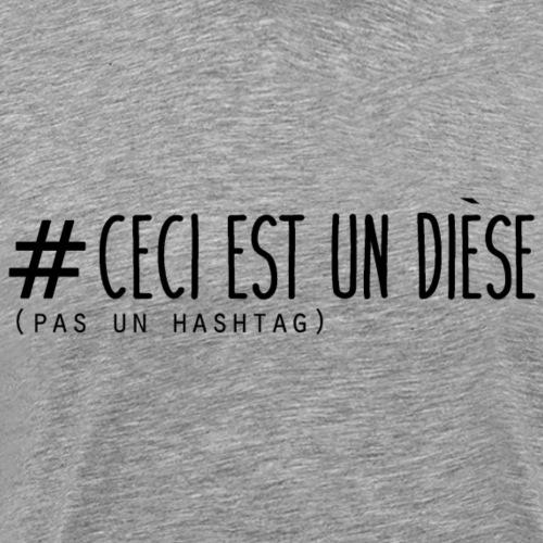 ceciestundiese - T-shirt Premium Homme