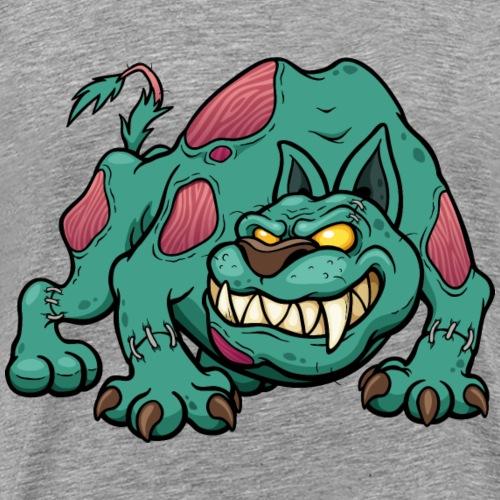 zombie dog - T-shirt Premium Homme