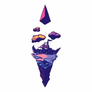 Ship in the Storm - Männer Premium T-Shirt
