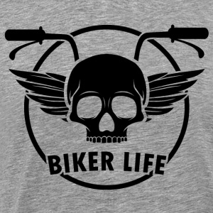 Motorcycle Motorcyclists - Men's Premium T-Shirt