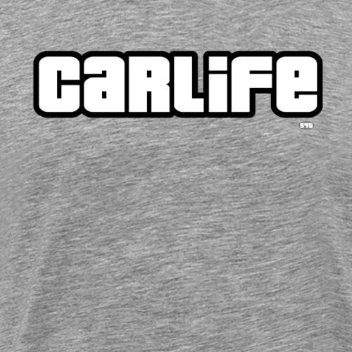 Carlife - Weil Autos dir wichtig sind! - Männer Premium T-Shirt