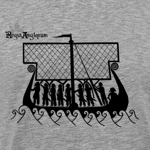 Transparent Boat - Men's Premium T-Shirt