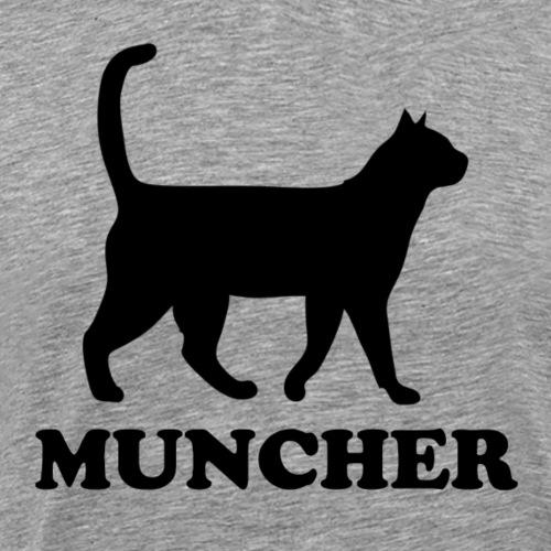 The Muncher (BLK) - Men's Premium T-Shirt