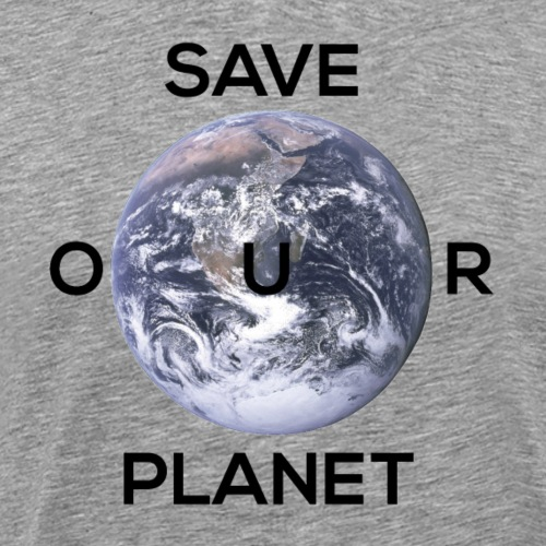 Save Our Planet / Save Our Earth - Männer Premium T-Shirt