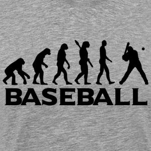 Evolution BASEBALL bt - Men's Premium T-Shirt