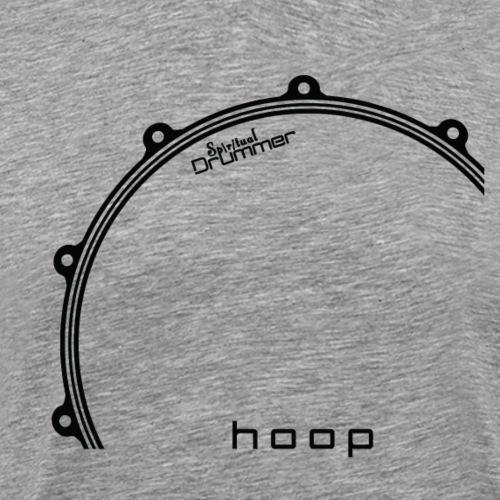 Hoop Design Black