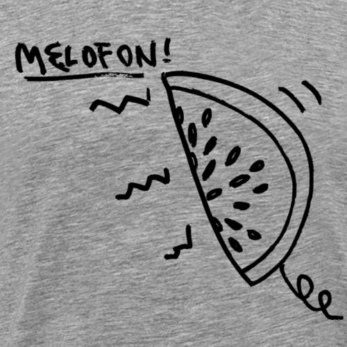 melofon - Männer Premium T-Shirt