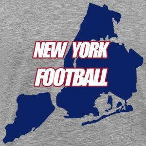 New_York_Football - Männer Premium T-Shirt