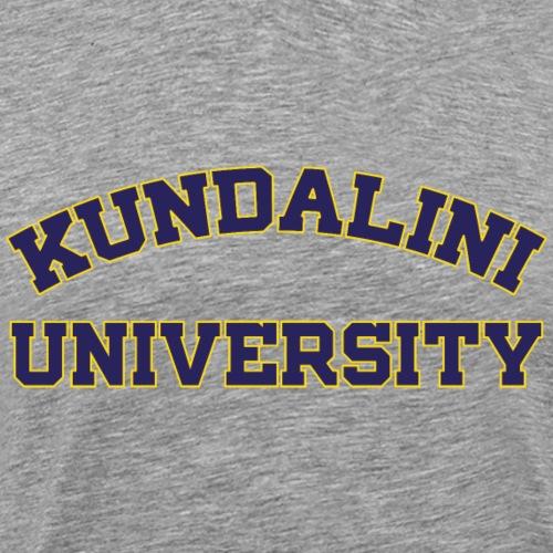 KUNDALINI UNIVERSITY - Männer Premium T-Shirt