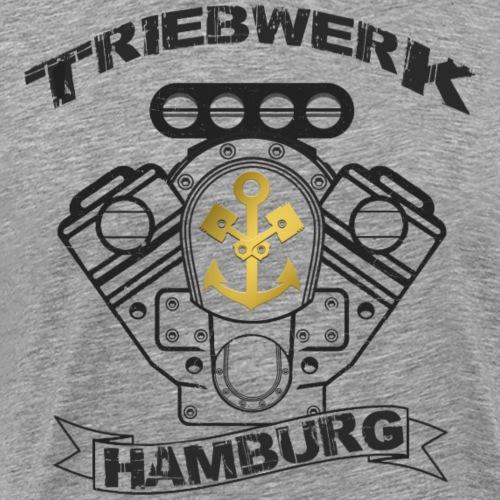 Engine Hamburg - Men's Premium T-Shirt