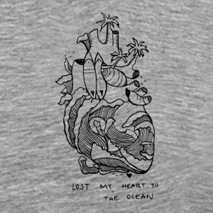 Ocean Heart - Men's Premium T-Shirt