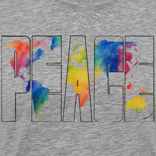 peace on earth 1.5 - Männer Premium T-Shirt
