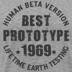 1969 - The year of birth of legendary prototypes - Men's Premium T-Shirt