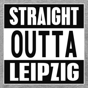 Straight outta Leipzig - Men's Premium T-Shirt