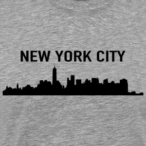NEW YORK CITY - Premium-T-shirt herr