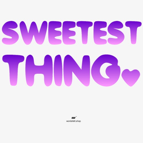 Sweetest Thing - Männer Premium T-Shirt