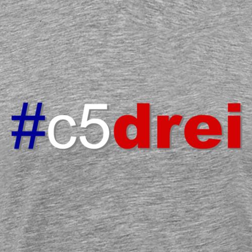 c5drei.de 4 - Männer Premium T-Shirt