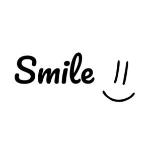 Smile design - Mannen Premium T-shirt