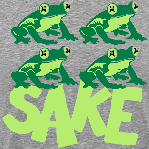4 frogs sake