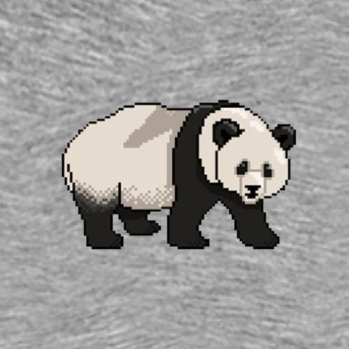 Pandapixel - Männer Premium T-Shirt