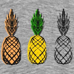 Pineapple Party - Männer Premium T-Shirt