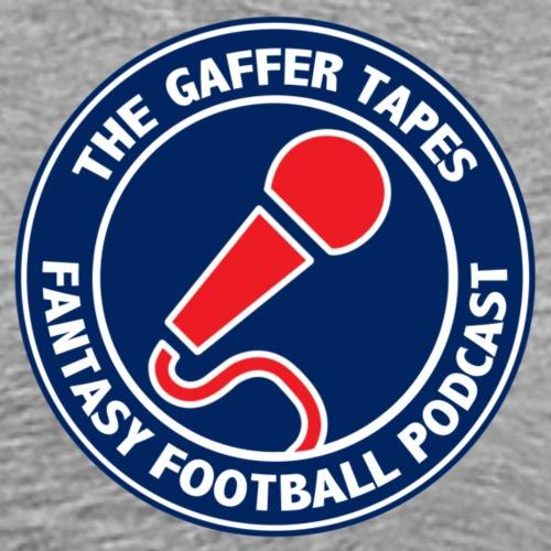 The Gaffer Tapes Small Logo - Men's Premium T-Shirt