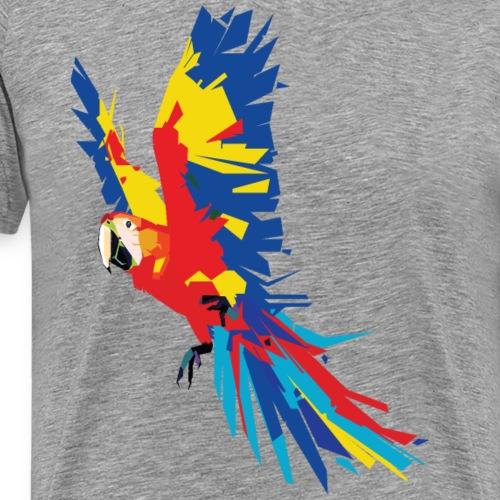 Perroquet - T-shirt Premium Homme