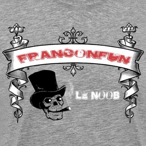 Desiggn adri3 noob - T-shirt Premium Homme
