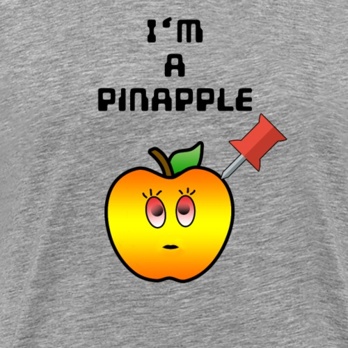 Pinapple - Männer Premium T-Shirt